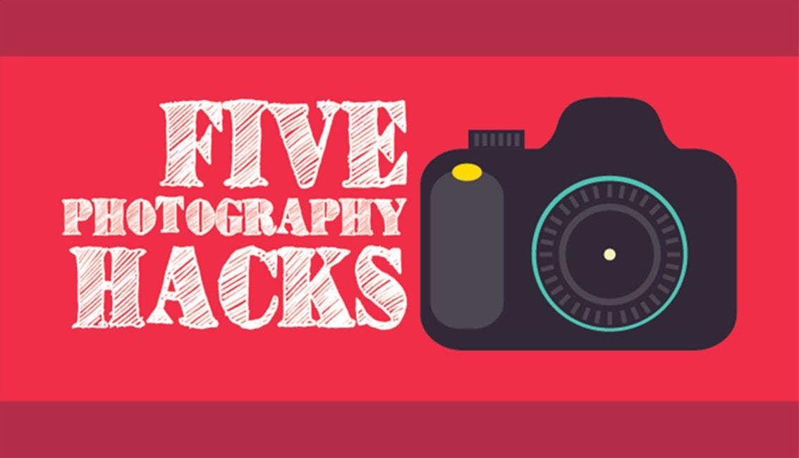 Photography Cheat Sheet: Cool DIY Hacks for Camera Accessories