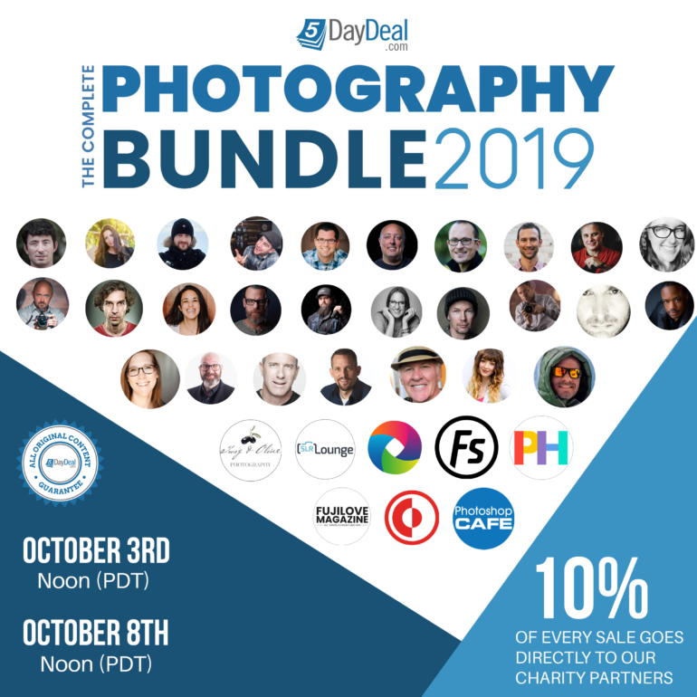 complete photography bundle