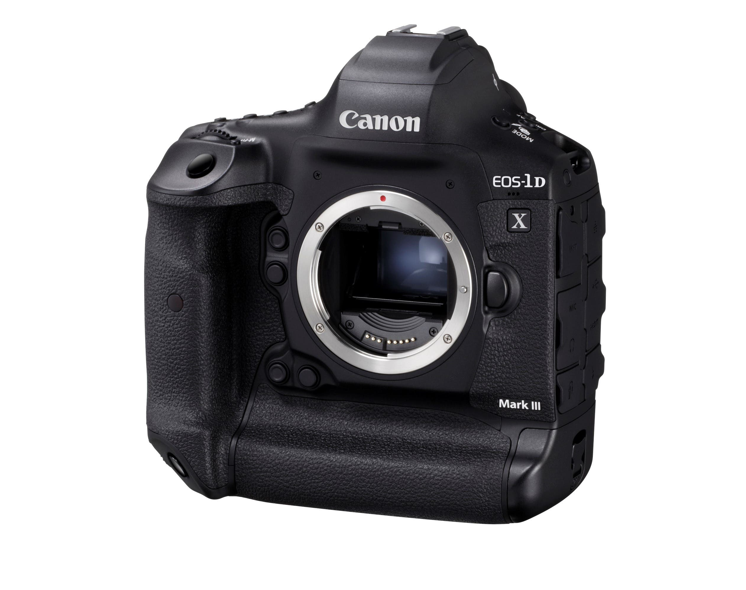 Will the Canon 1DX III Help Save the DSLR Market?