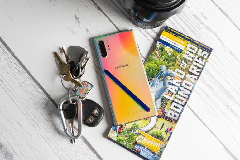 Review: Samsung Galaxy Note 10+ (A Great Camera With a Phone)