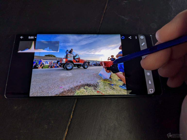 Samsung Galaxy Note 10+ s pen
