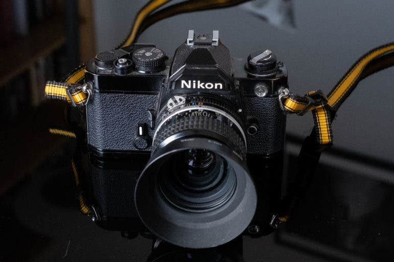10 Incredible Lenses to Use on a Classic Nikon FM SLR