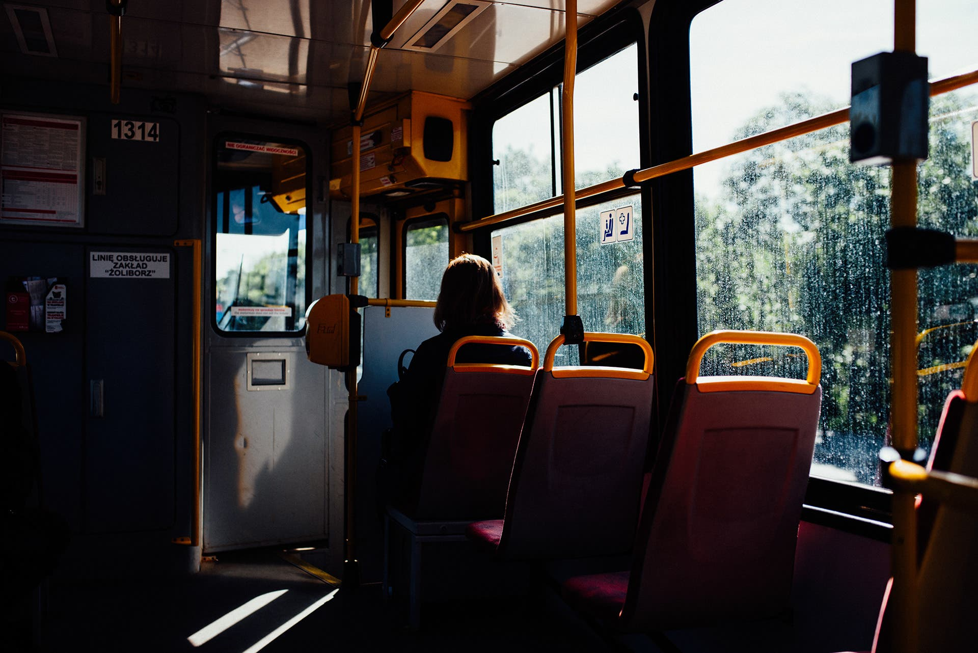 Erik Witsoe Captures Beauty in Daily Commute from the Window Seat