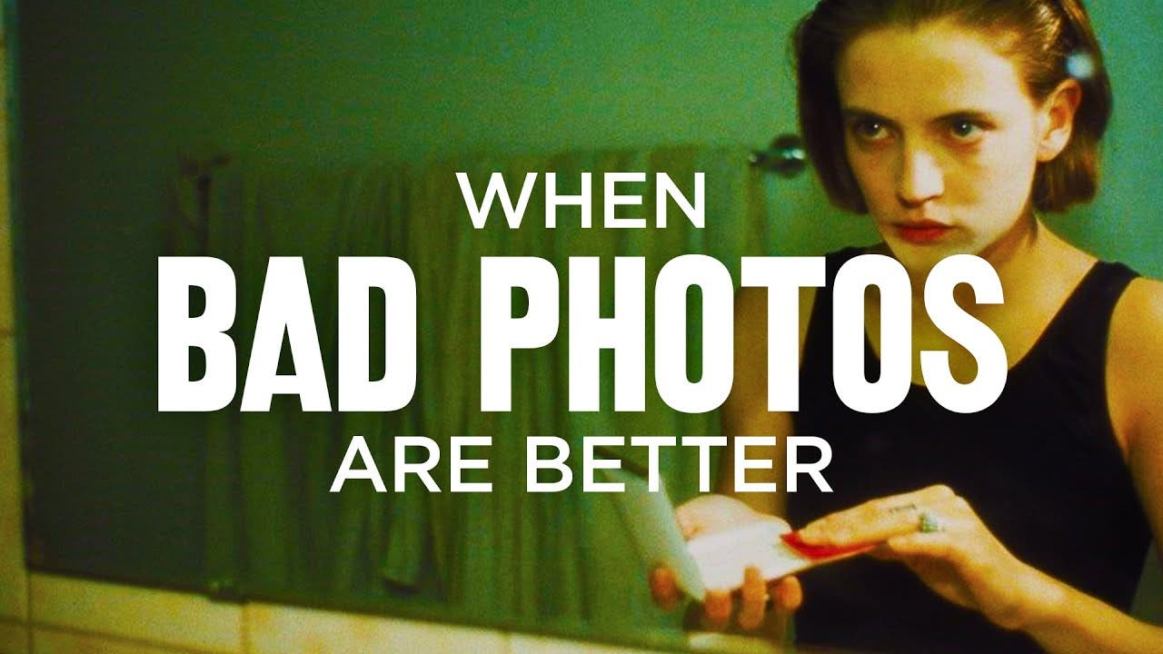 "Here's Why Some ""Bad Photos"" Resonate with You"