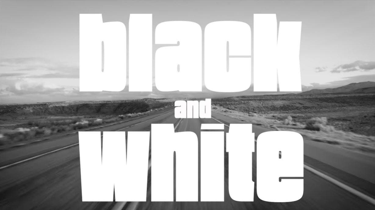 Watch This If You're New to Black and White Photography