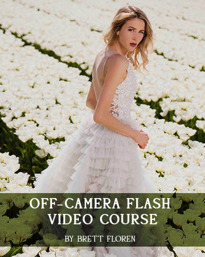 Cheap Photo: Learn All About Off-Camera Flash for Just $29! (Save $50)