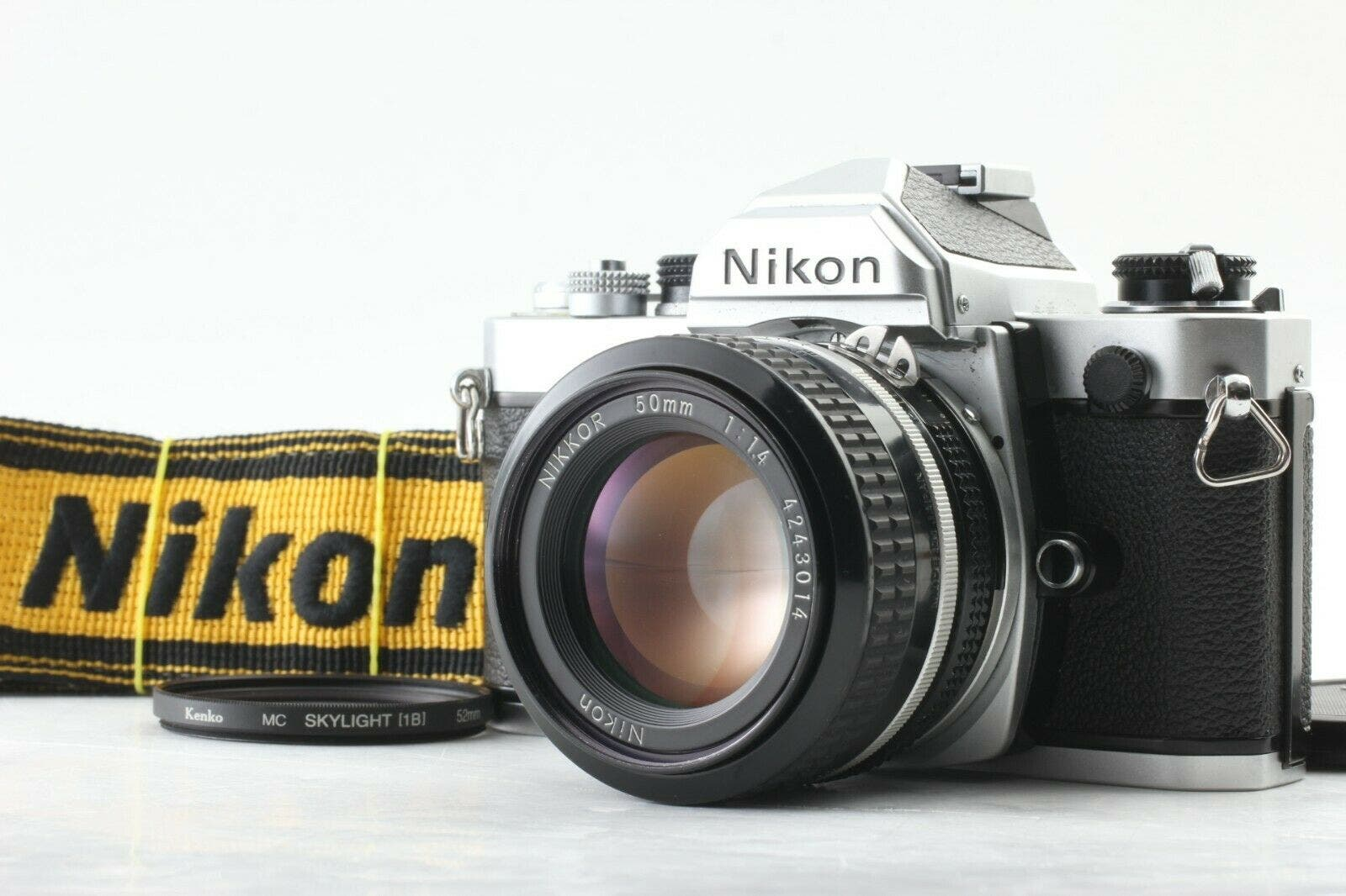 If You've Been Wanting a Nikon FM, Grab One NOW