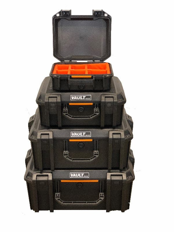 Pelican's New Vault Cases Are Lightweight, Rugged, and Affordable