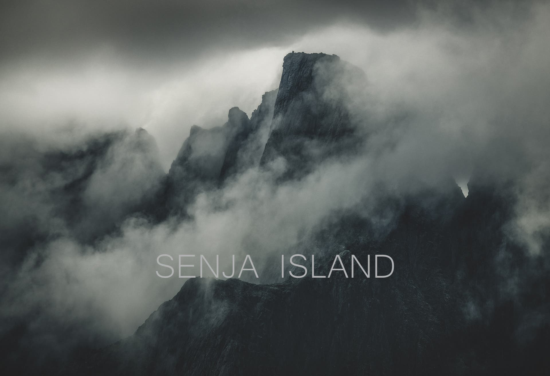 Arild Heitmann Showcases the Stunning Mountain Scenery of Senja Island