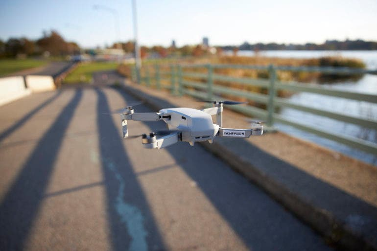 Review: DJI Mavic Mini (Finally, a Drone That's City Friendly)