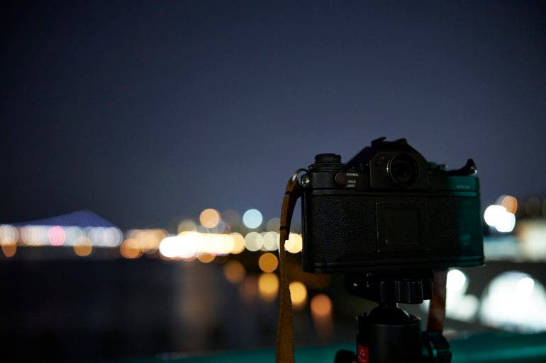 Photography Cheat Sheet: Basic Night Photography Tips