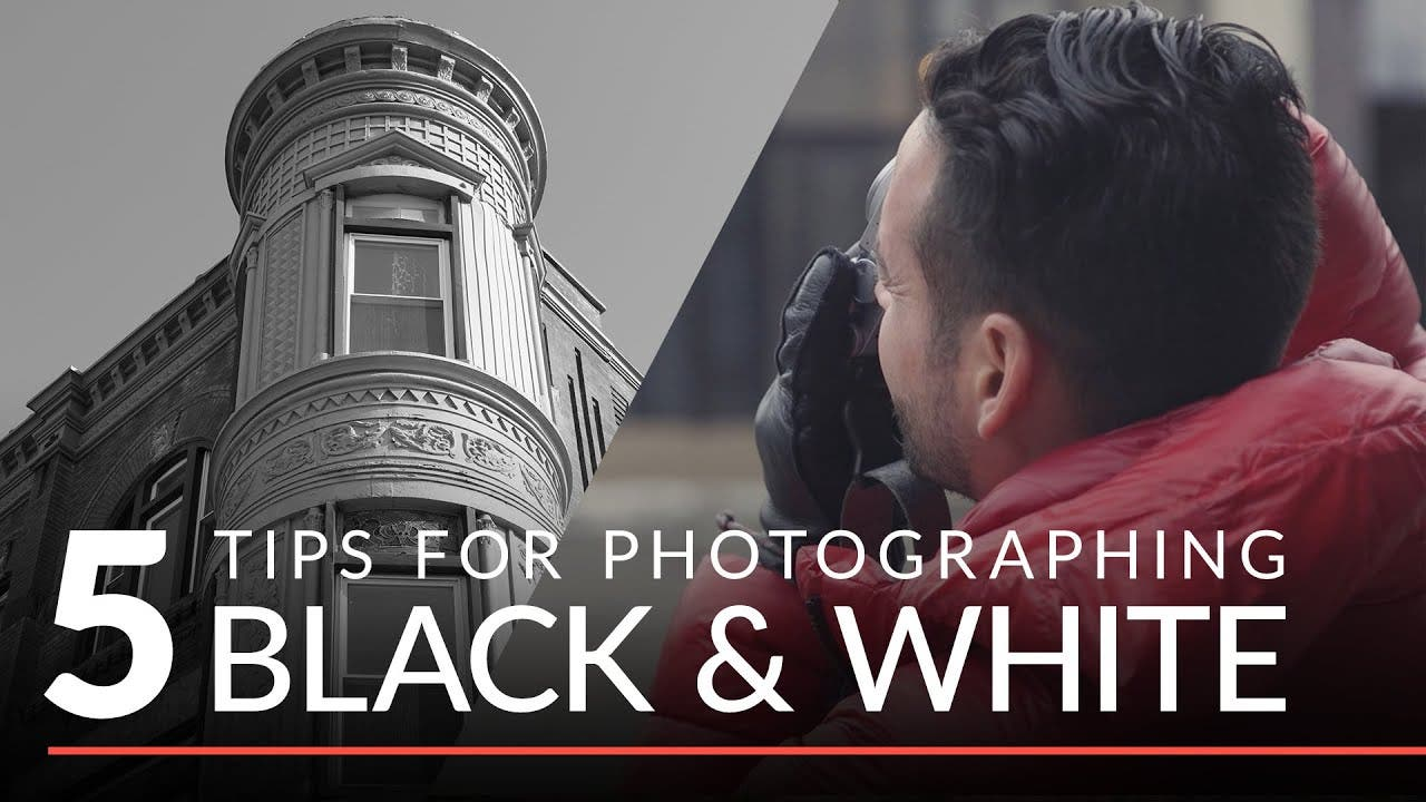Five Easy Composition Tips for Stunning Black and White Photography
