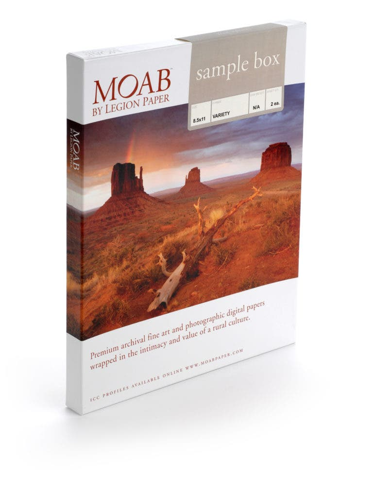 Holiday Gift Guide Moab by Legion Paper