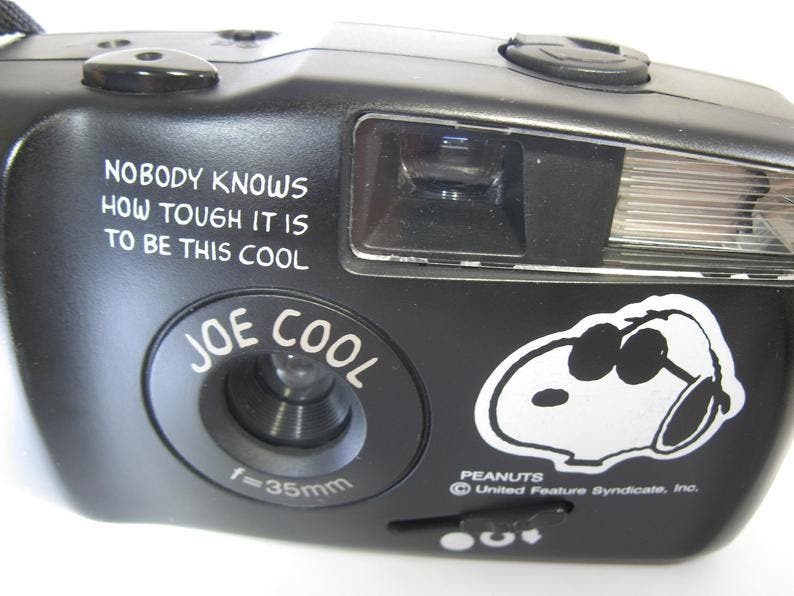 These Rare Snoopy Toy Cameras Are Perfect for Kids and Young at Heart