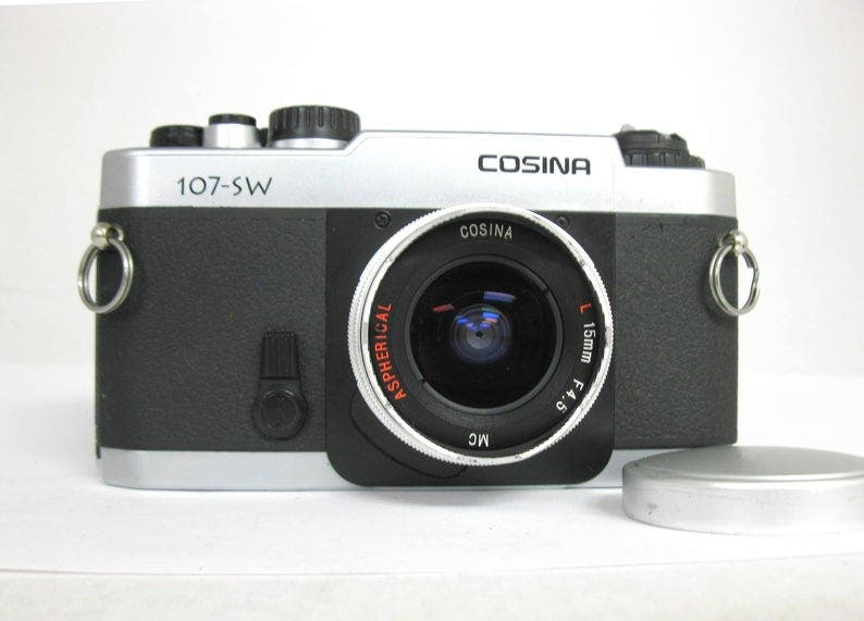 Now's Your Chance to Grab an Extremely Rare Cosina 107-SW