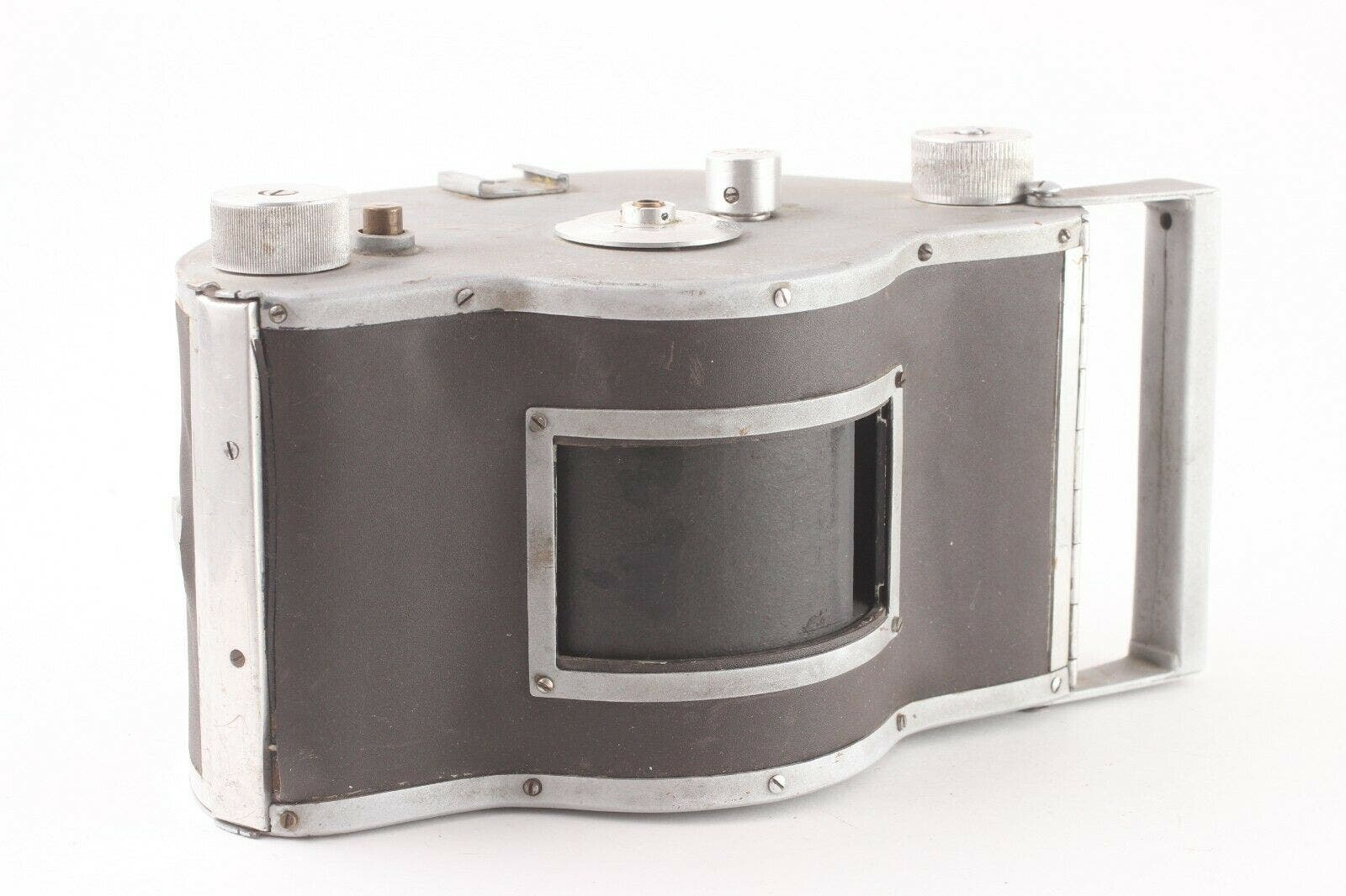 This Mysterious USSR Prototype Panoramic Camera Is Yours for $40,000