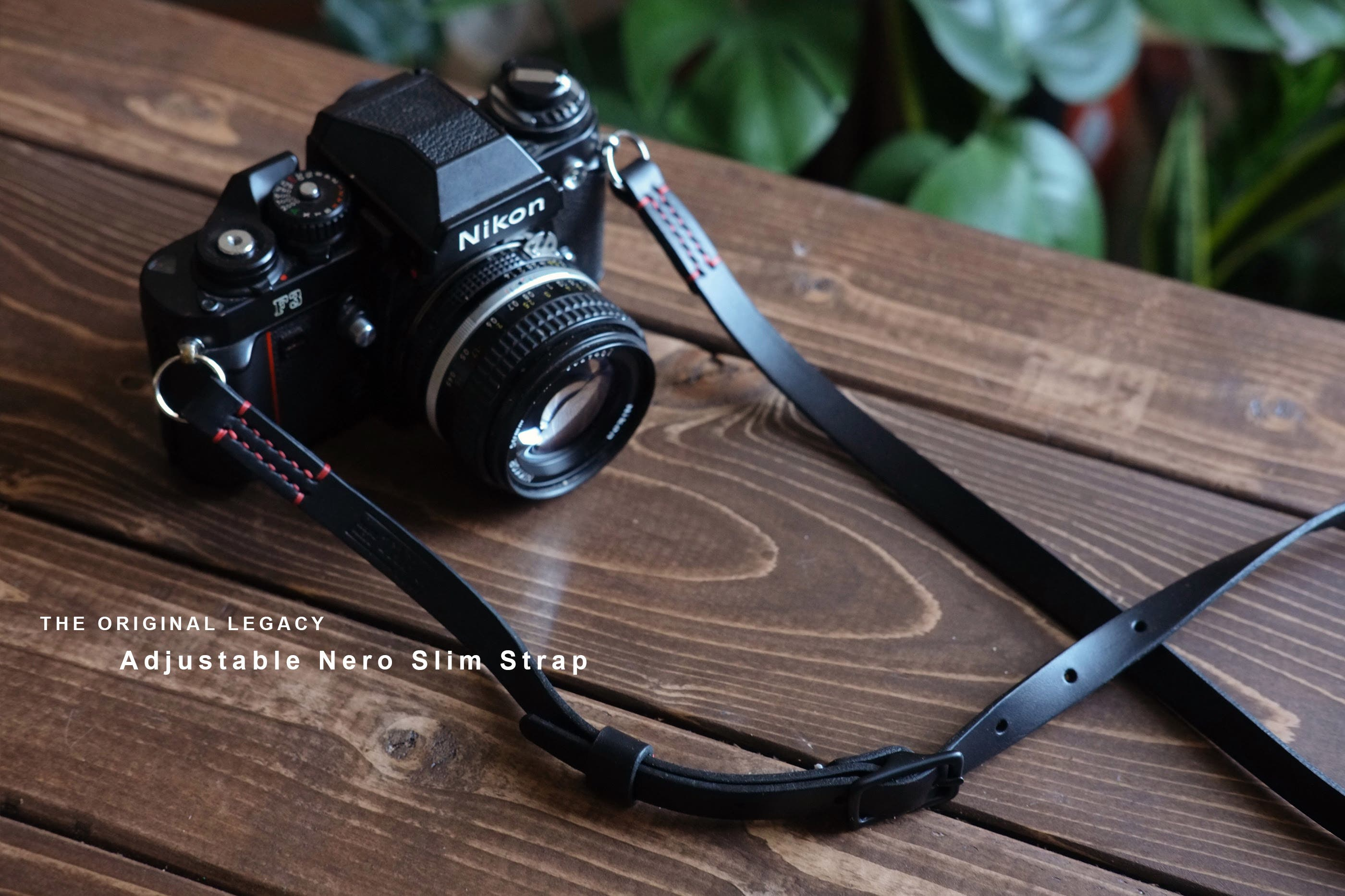 Tap and Dye Add a New Camera Bag, Three Straps to Their Legacy Line