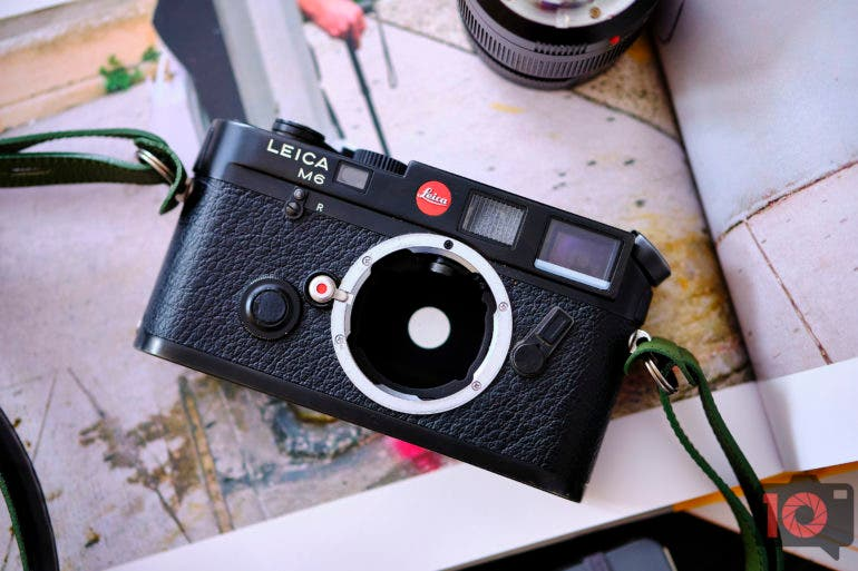 The Leica M6: The Best Lenses to Use for the Cult Classic Camera