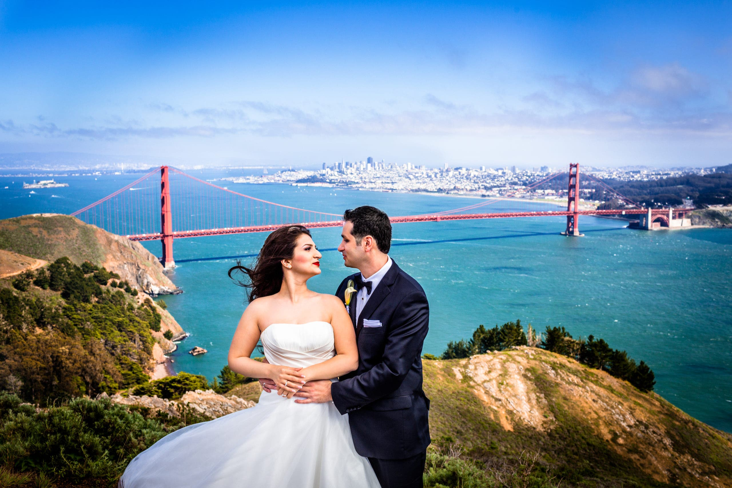 7 Perfect Examples of Inspiring Wedding Photography