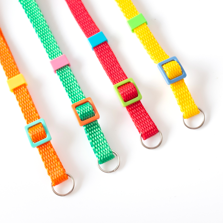 Dubble Dabbles in Candy-Colored Camera Straps
