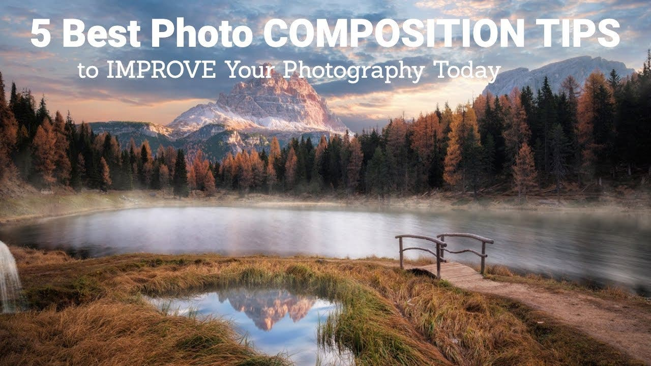 5 Tips to Improve Your Landscape Photography Composition Today