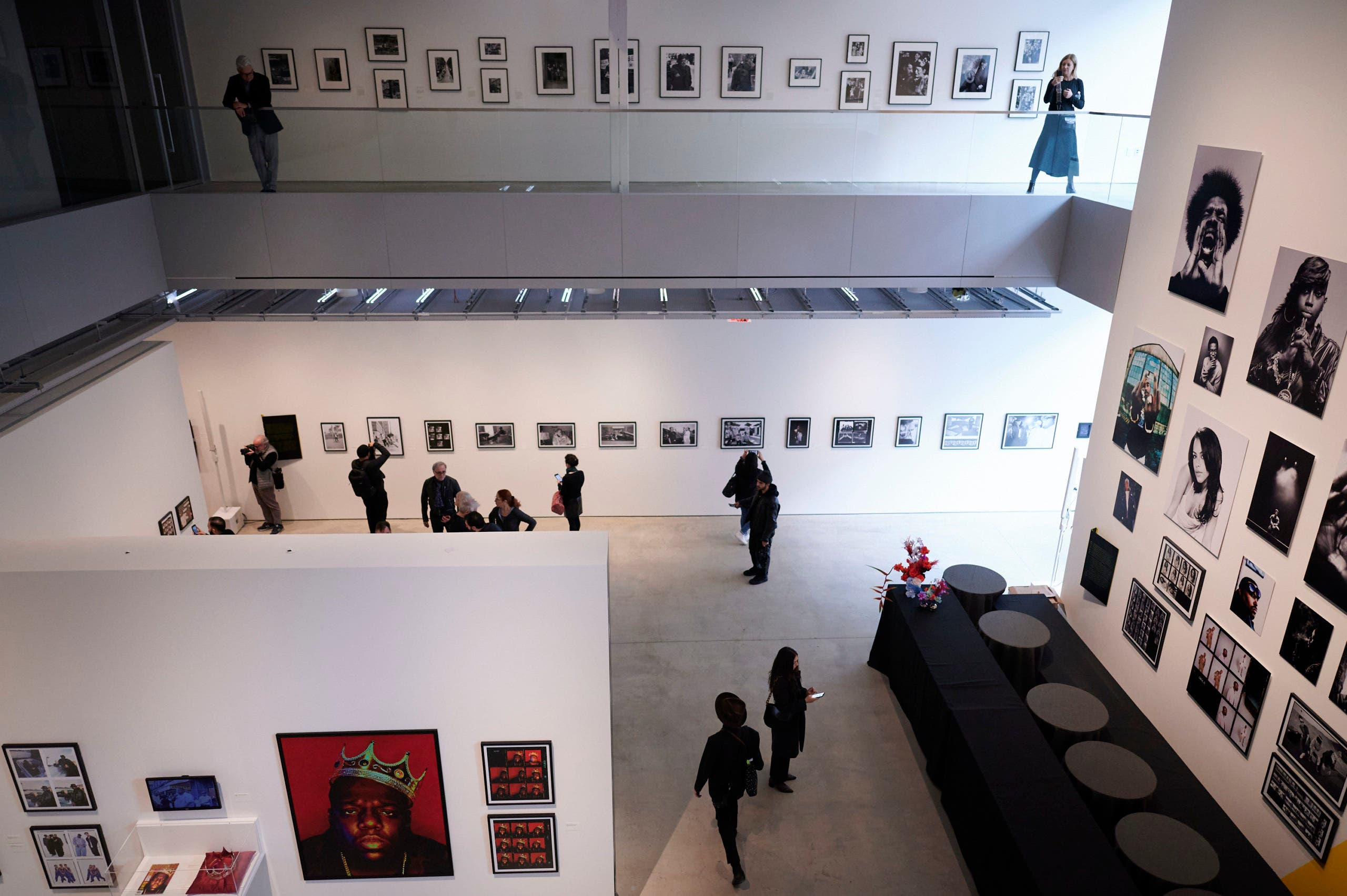 The Beautiful, New International Center of Photography Reopens at Last!