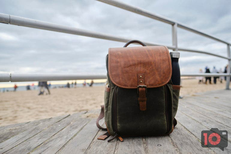 Review: ONA Monterey Camera Bag (A Surprisingly Great Rucksack)