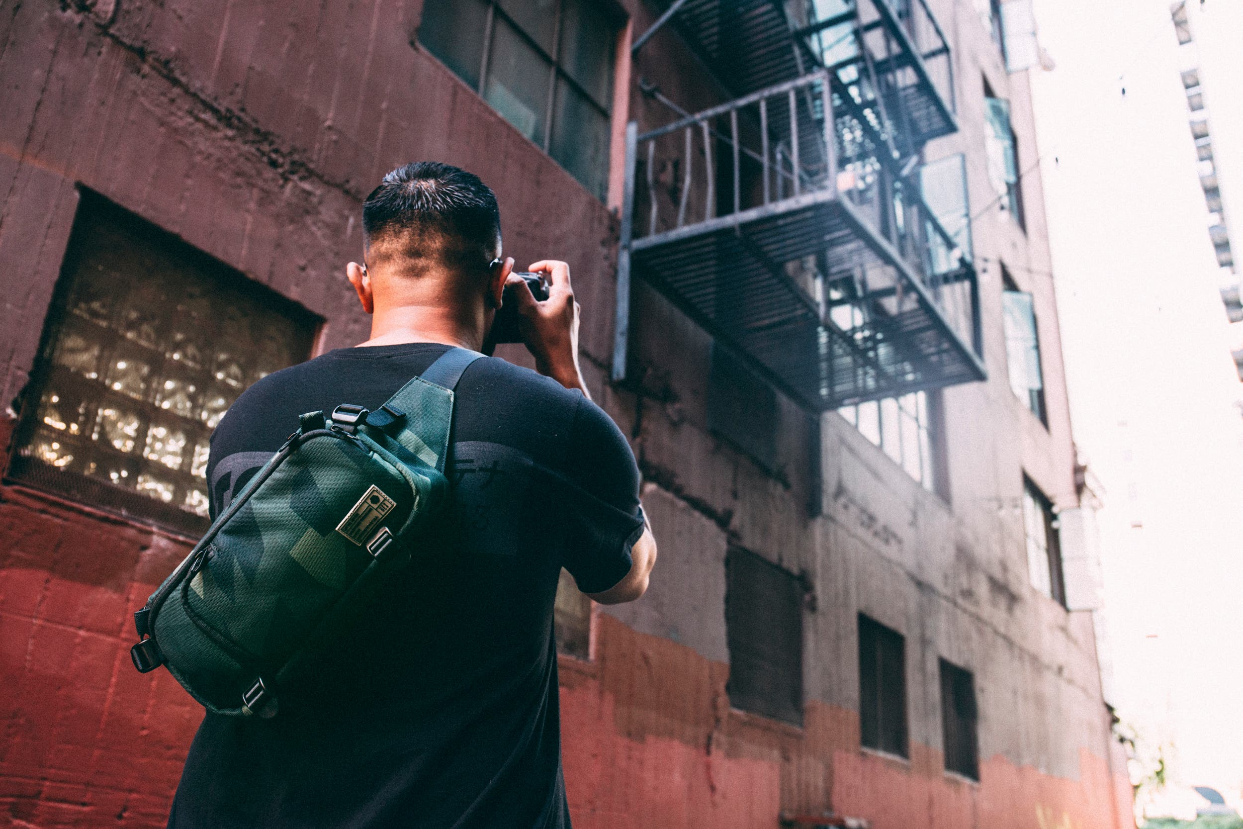 Hex Drops New Mini DSLR Sling Bag for On-the-Go Shooters
