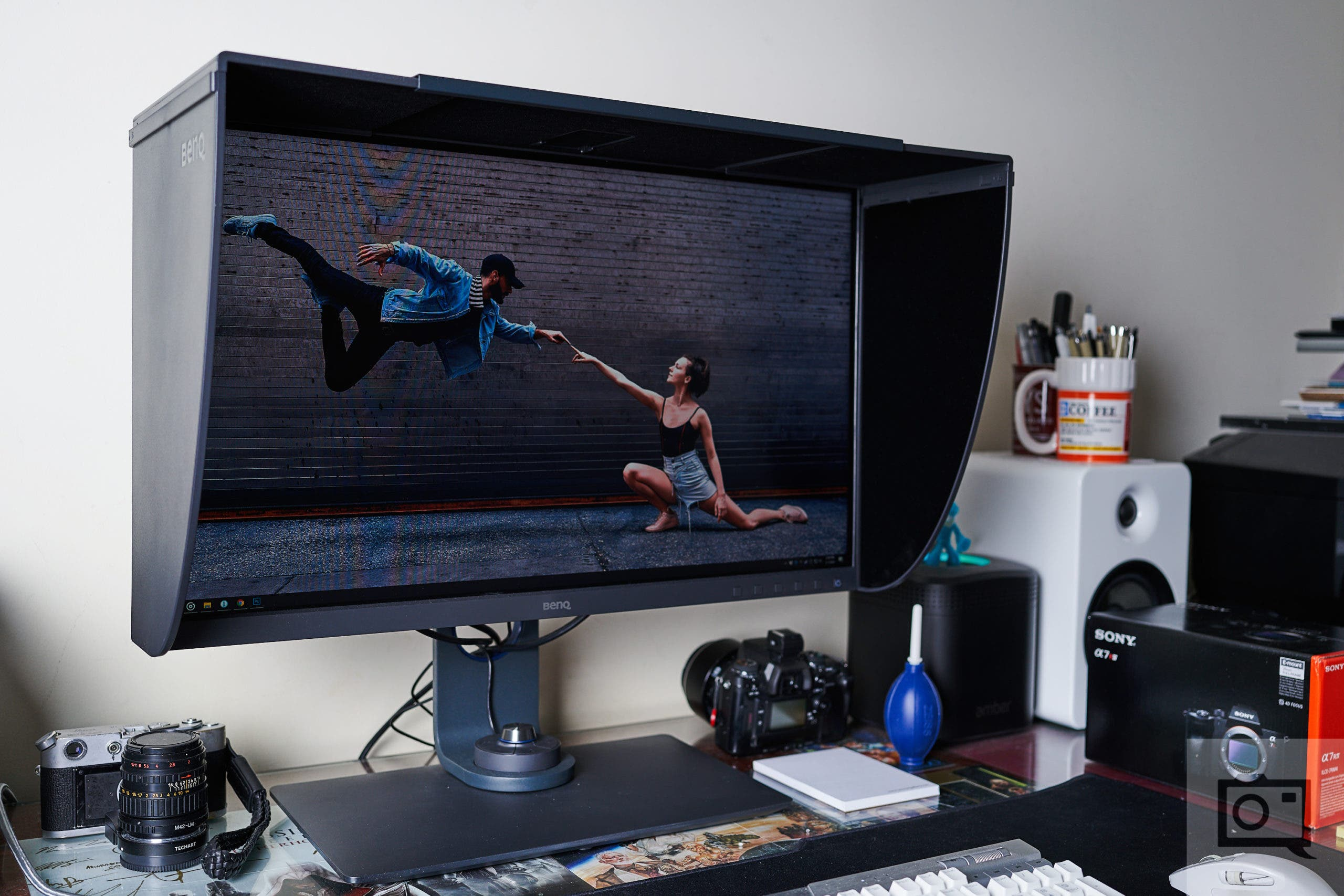 Monitor Review: BenQ SW270C 27 Inch Monitor for Photographers