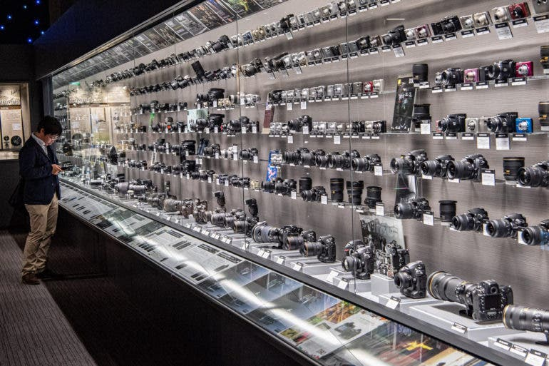 Steve Simon Shows Why This Museum Tour Is a Must for All Nikon Fans