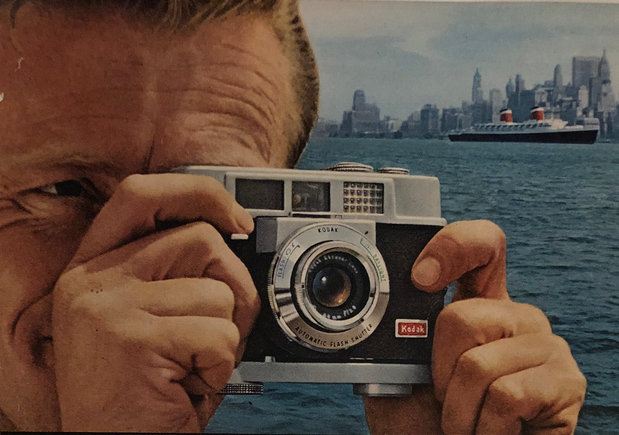 Vintage Camera Ads Feature Most Advanced Kodak Camera in the 1960s