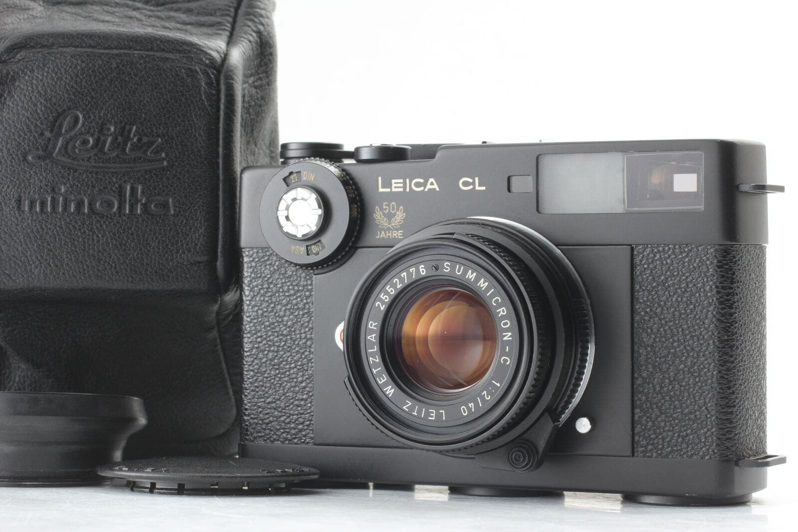 New to Film? The Leica CL Is the Smallest M-mount Camera Ever Made
