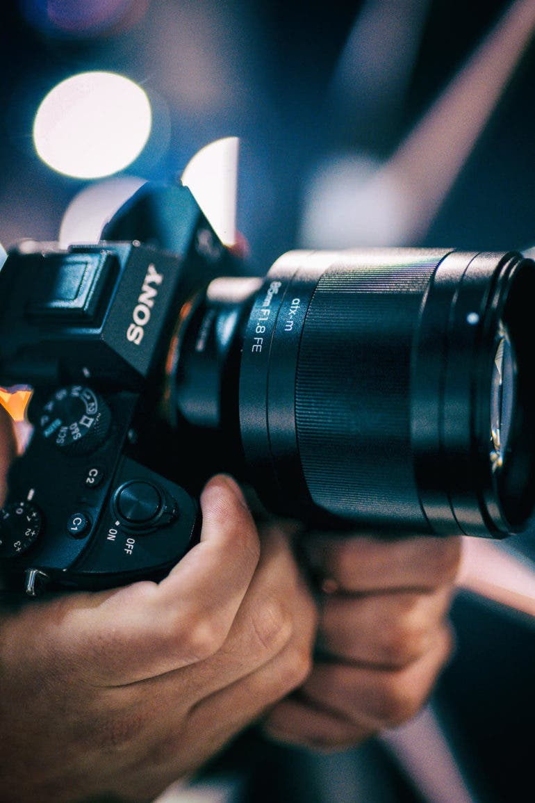 The Tokina 85mm F1.8 ATX-M FE Costs Just $499.99 (Sample Images)