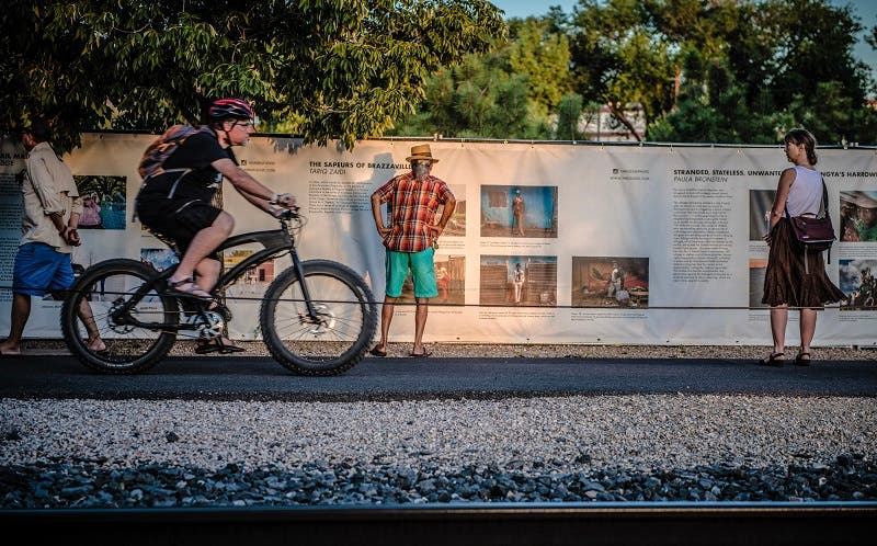The Photoville FENCE is Now Accepting Submissions Until March 6th