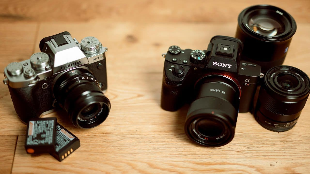 3 Reasons Why Sonder Creative Couldn't Switch From Sony to the X-T3