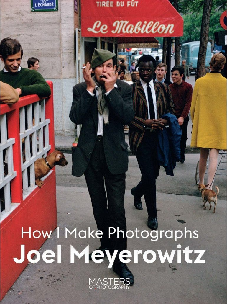 Joel Meyerowitz is Ready to Teach You How He Makes Photographs