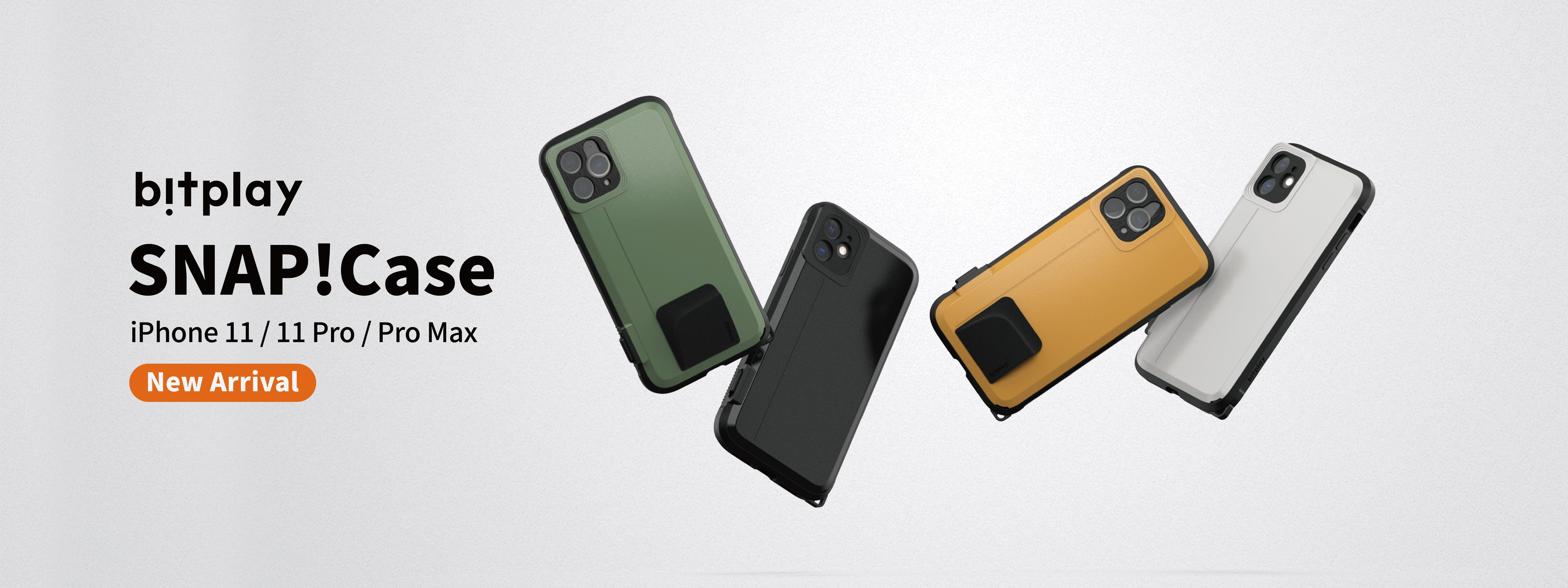 SNAP! Case for iPhone 11 Series Gets New Improvements