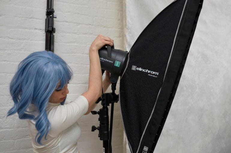 New Elinchrom ELC 125, ELC 500 Studio Flashes are Smart, Affordable