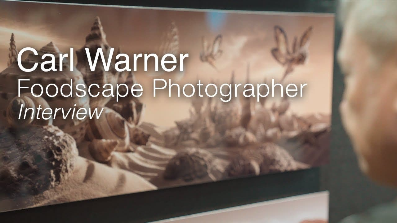 Carl Warner Makes Landscape Images from Food, and It's Breathtaking!