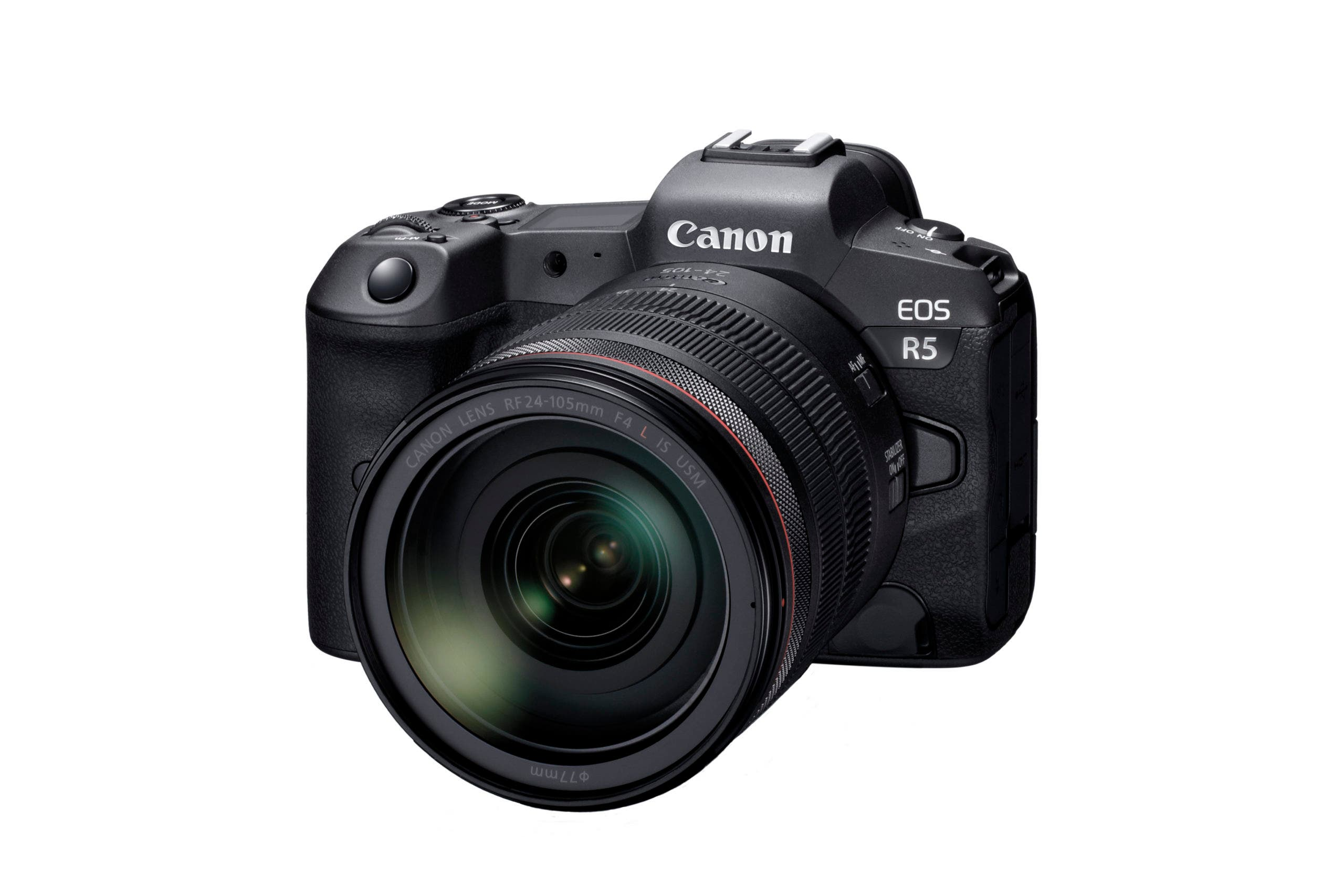 The Canon EOS R5 Is Real: Dual Card Slots, IBIS, and 20fps