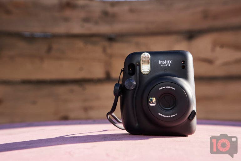 Review: Fujifilm INSTAX Mini 11 (Get Excited for a Glass Lens)