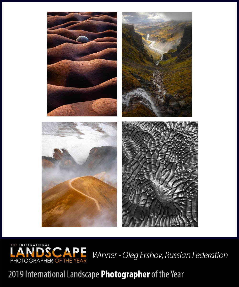 International Landscape Photographer of the Year 2019 Winners Now Out