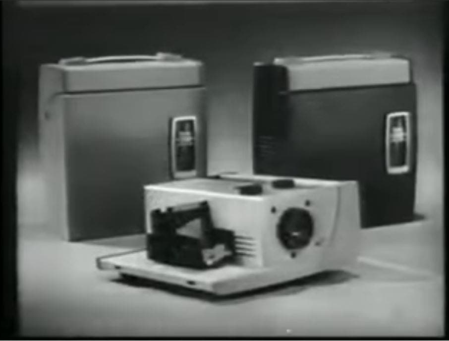 Like the Look of Slide Film? It Was Developed for the Slide Projector