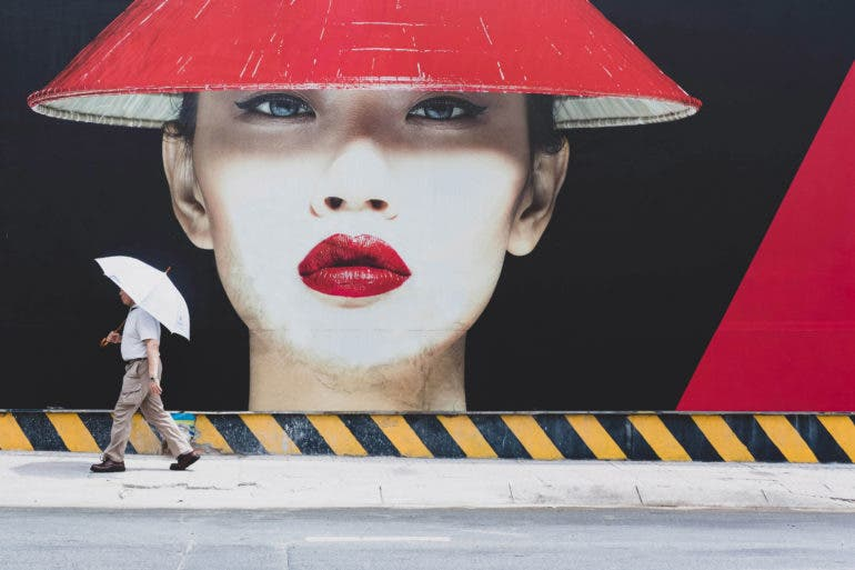 Urban Beings: Beauty's Translation in Street Photography by Adrien Jean