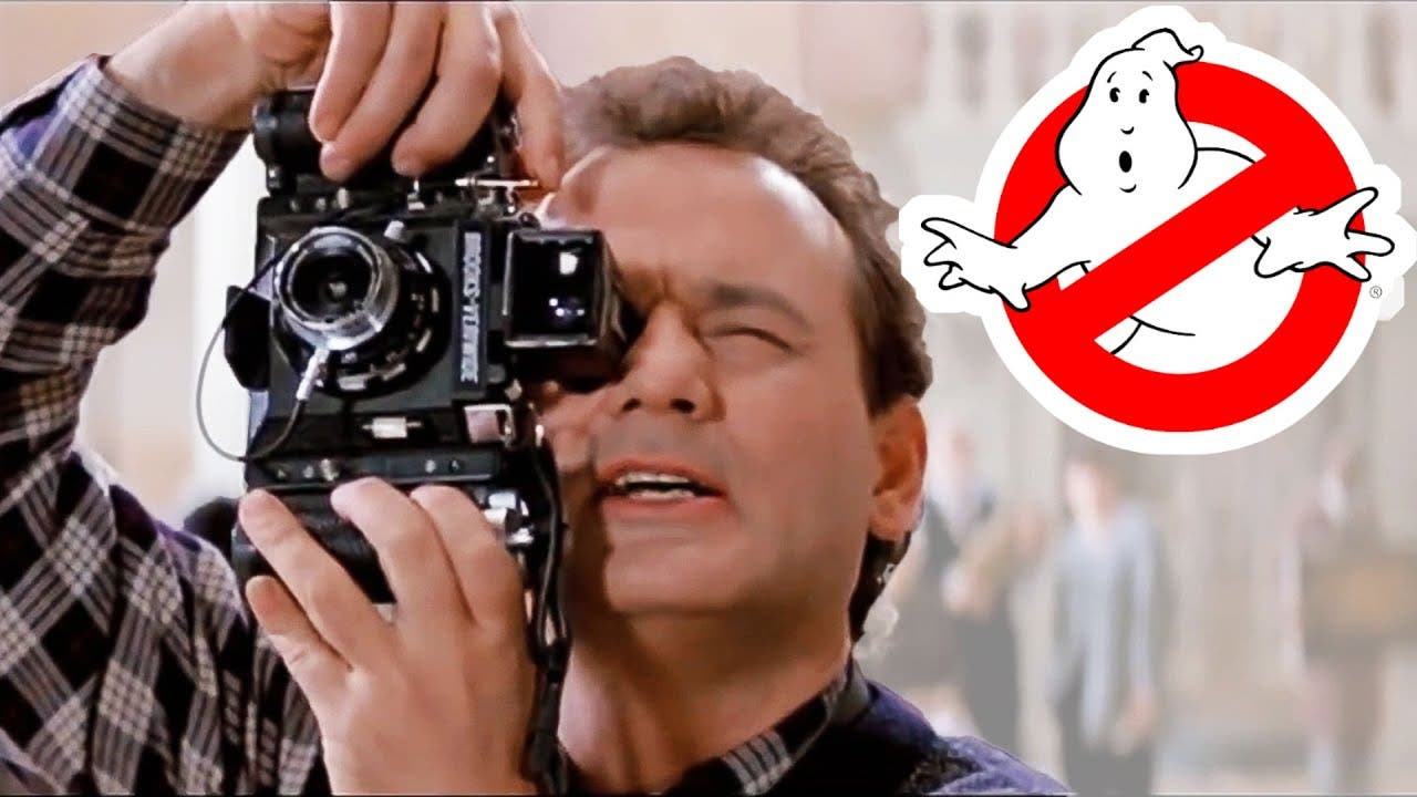 "Shooting With a ""Ghostbusters"" Brooks-Veriwide Camera"