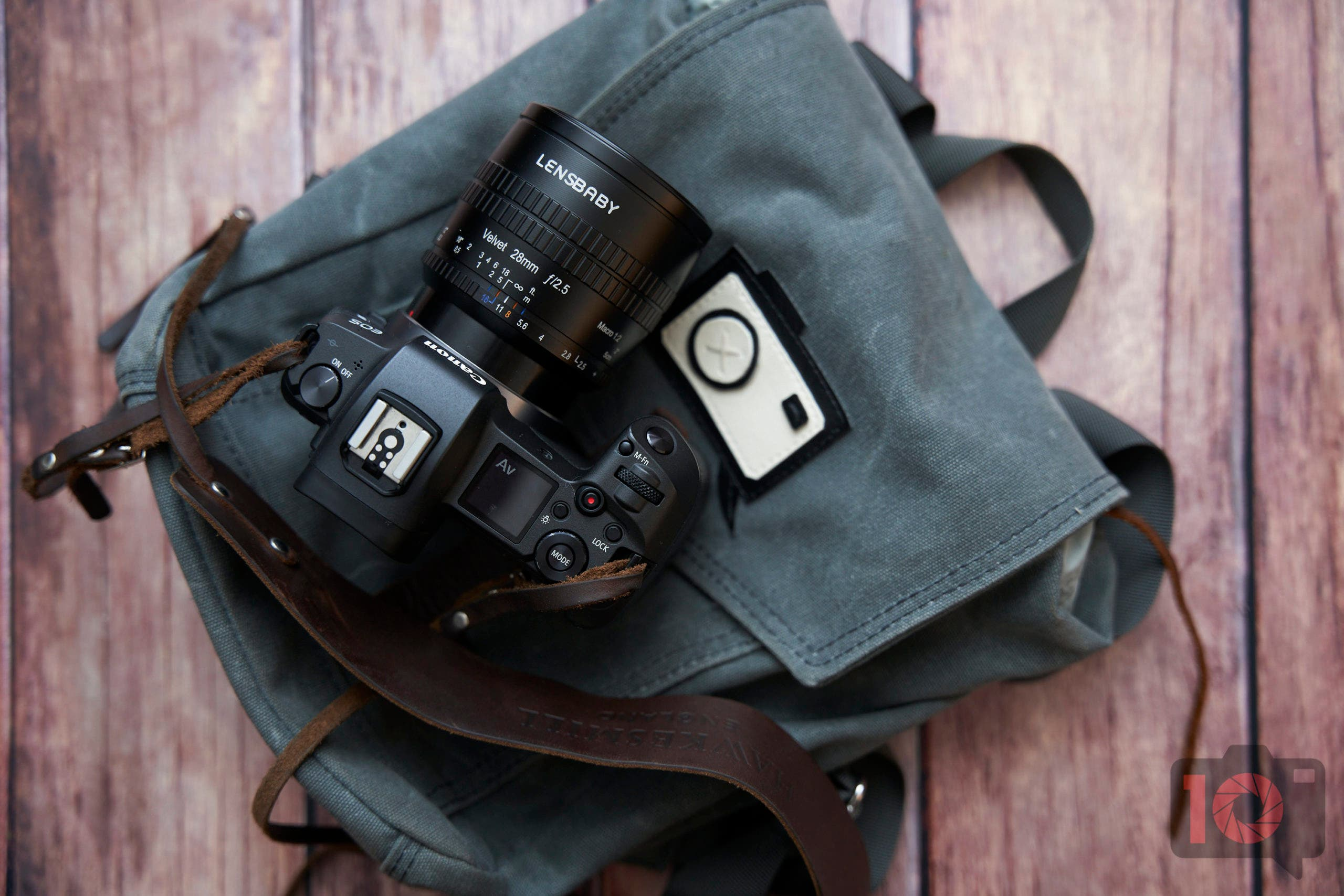 The Quickest Way to Do In-Camera Paintings: Lensbaby Velvet 28 Review