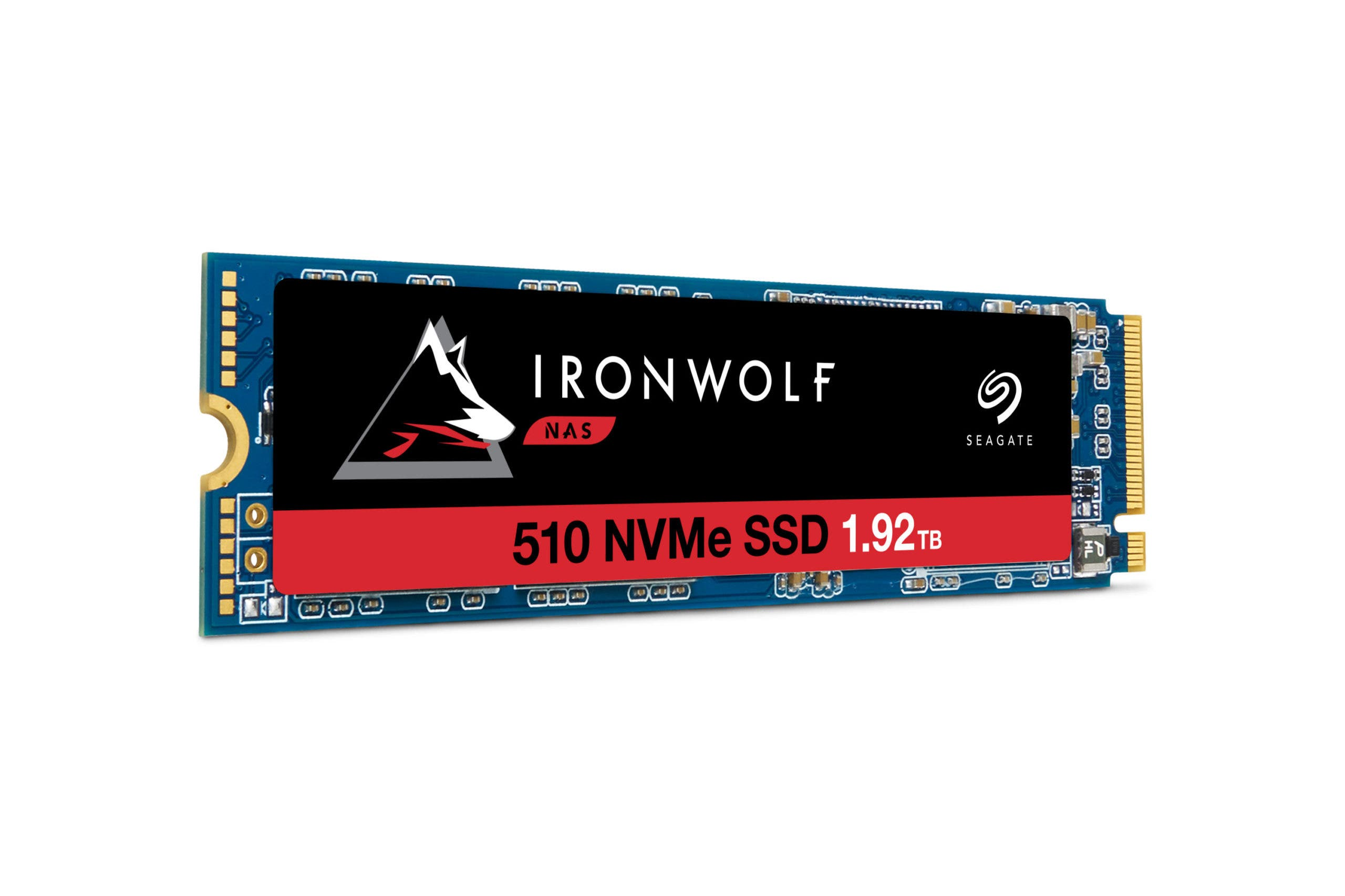 The New Seagate IronWolf 510 SSD Is for Creative Professionals