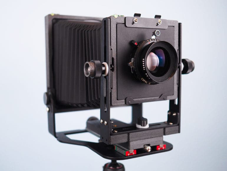 Intrepid 4x5 Now Available in First Ever Limited Black Edition