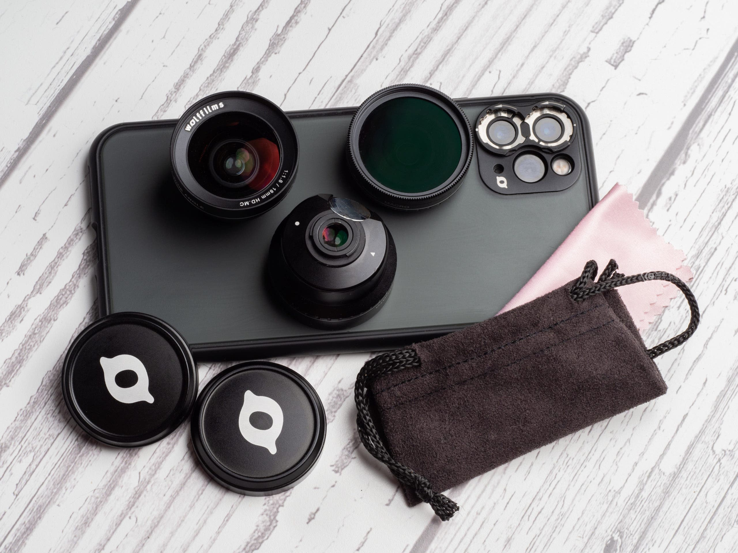 What Every Phone Photographer Needs: Wolffilms Lenses Review