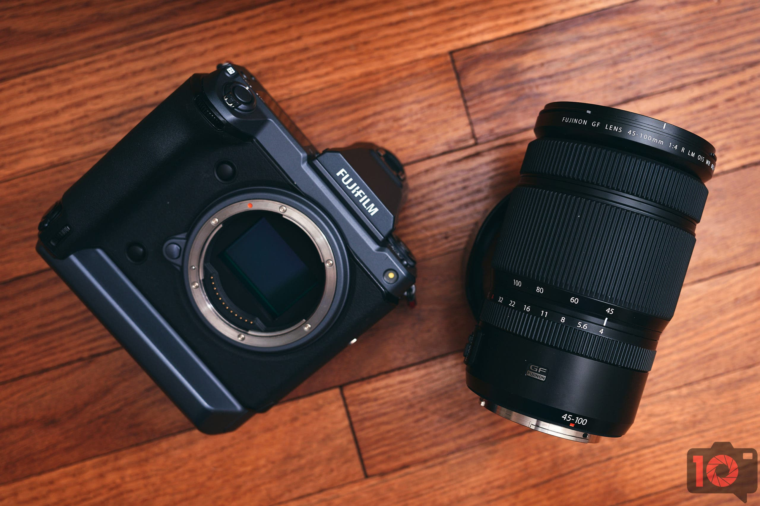 Great Colors for Portraits or Landscapes: Fujifilm GF 45-100mm F4 Review